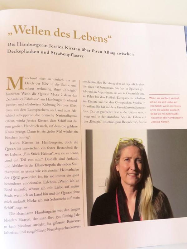 Jessica Kirsten - Queen Mary 2 - Buchtipp Koehler Verlag