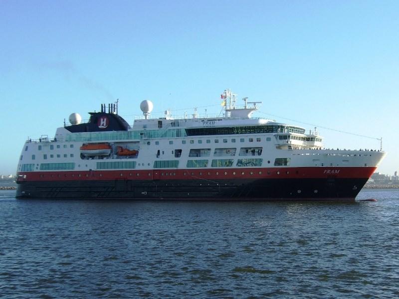 MS Fram Hurtigruten