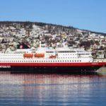 MS Nordlys Hurtigruten Kalender