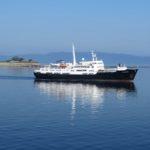 MS Lofoten Hurtigruten Kalender 2020 Postschiffe