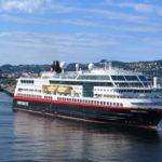 MS Midnatsol Hurtigruten Kalender 2020 Postschiffe
