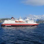 MS Polyarlys Hurtigruten Kalender 2020 Postschiffe