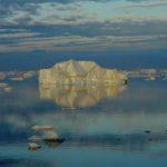 Eisberg in der Antarktis  Kalender Titelbild