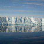 Tafeleisberg in der Antarktis