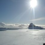 Half Moon Island Antarktis
