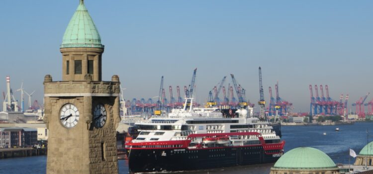 MS Fridtjof Nansen Hamburg