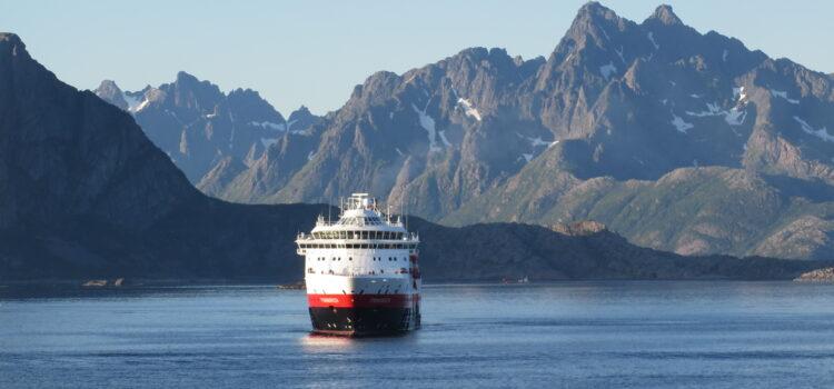 MS Finnmarken 23.07.2017