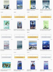 Empfehlungen Tipps Bücher Antarktis