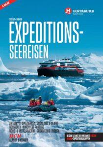 Hurtigruten Katalog Expeditionn 2020 2021