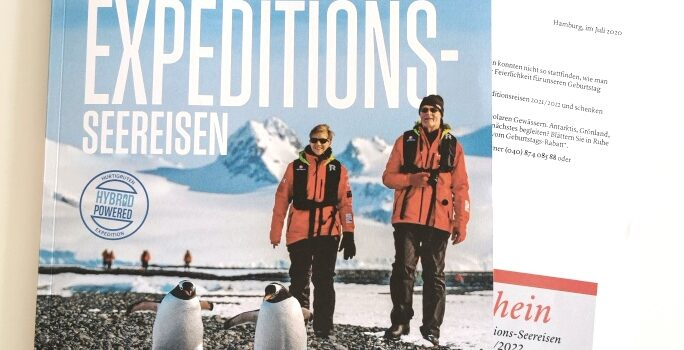 Hurtigruten Expeditionsseereisen